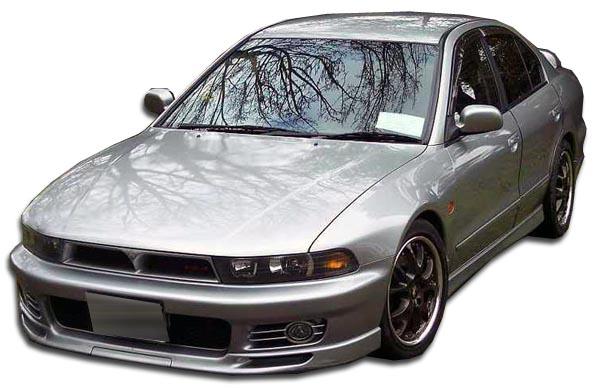 1999 2003 Mitsubishi Galant Duraflex Vr4 Look Front Bumper