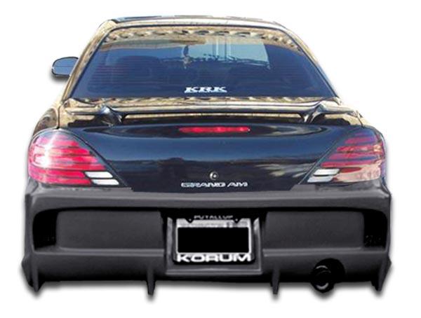 99 05 pontiac grand am vader 2 overstock rear body kit. Black Bedroom Furniture Sets. Home Design Ideas