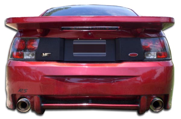 1999 2004 ford mustang couture special edition rear bumper. Black Bedroom Furniture Sets. Home Design Ideas