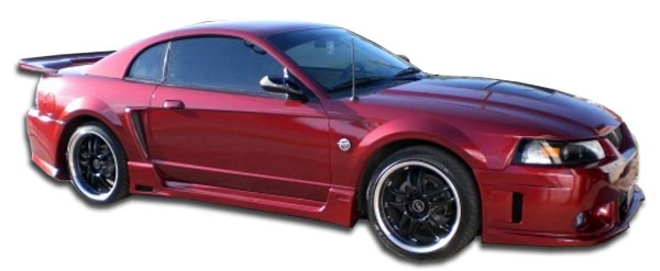 99 04 ford mustang special edition couture urethane side. Black Bedroom Furniture Sets. Home Design Ideas