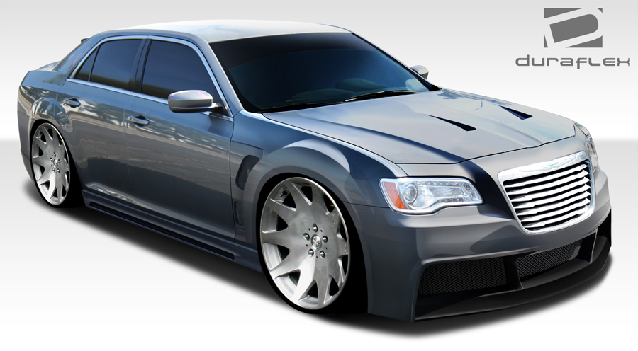 Welcome to Extreme Dimensions :: Item Group :: 2011-2014 Chrysler 300 Duraflex Brizio Body Kit ...