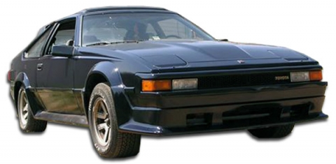 Welcome To Extreme Dimensions Item Group 1982 1986 Toyota Supra Duraflex F 1 Body Kit 4 Piece