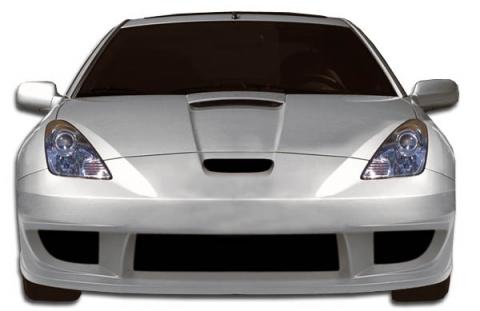 Duraflex Xtreme Front Bumper Cover 1 Piece for 2000-2005 Toyota Celica
