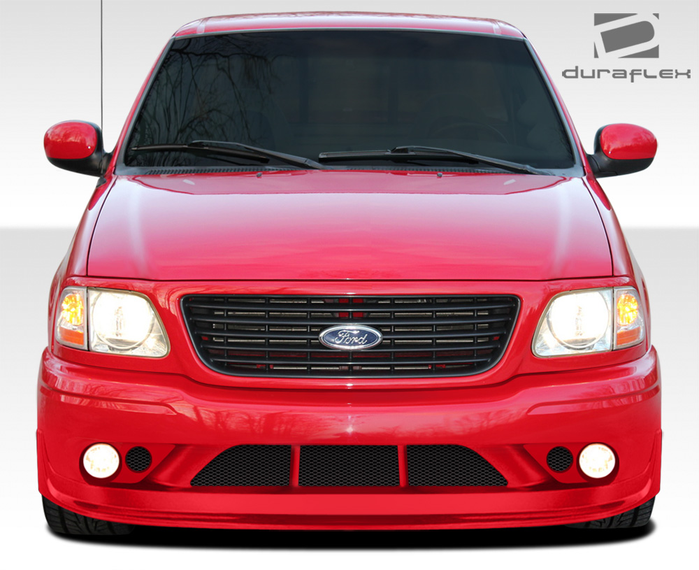97 03 ford f150 cobra r duraflex front body kit bumper 108045 ebay. Black Bedroom Furniture Sets. Home Design Ideas