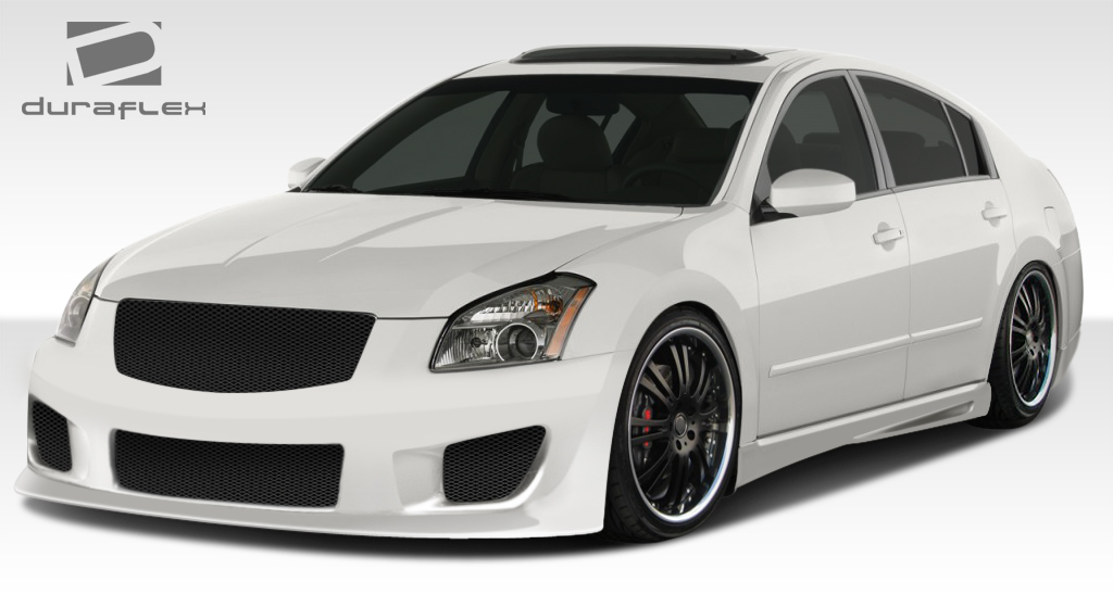 2007-2008 Nissan Maxima Duraflex GT-R Body Kit - 4 Piece, OverDosed Performance (ODParts.ca)