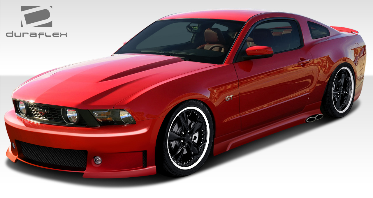 1999 Mustang Bumper Cover >> Welcome to Extreme Dimensions :: Item Group :: 2010-2012 Ford Mustang Duraflex CVX Body Kit - 4 ...