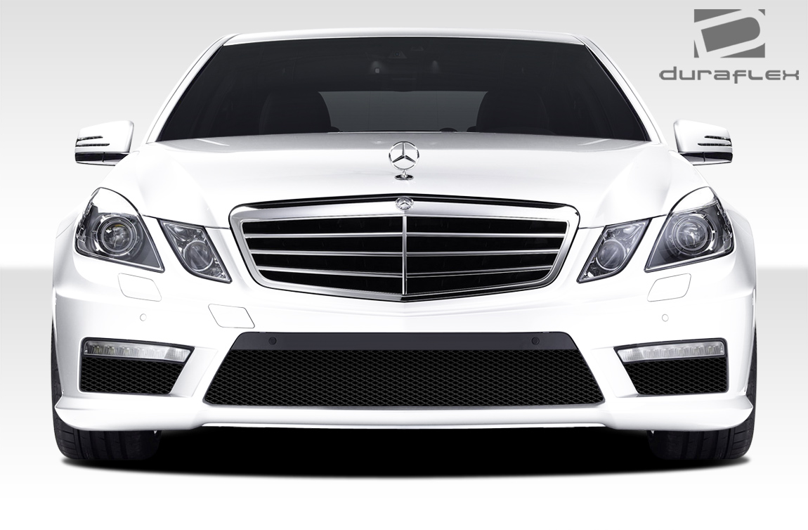 10-13 Mercedes E Class AMG Look Duraflex Front Body Kit Bumper ...