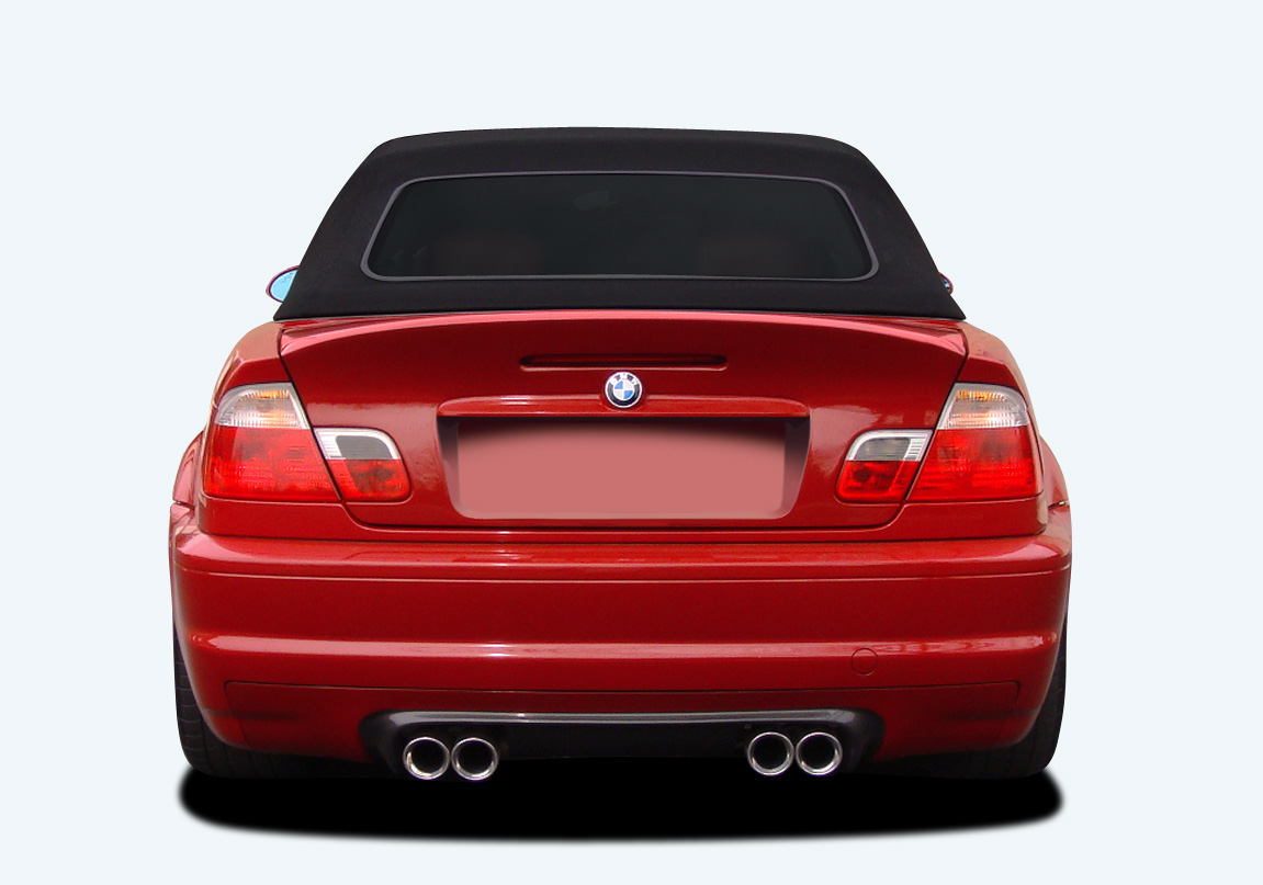 2001 2006 bmw 3 series e46 m3 convertible af 1 trunk lid. Black Bedroom Furniture Sets. Home Design Ideas
