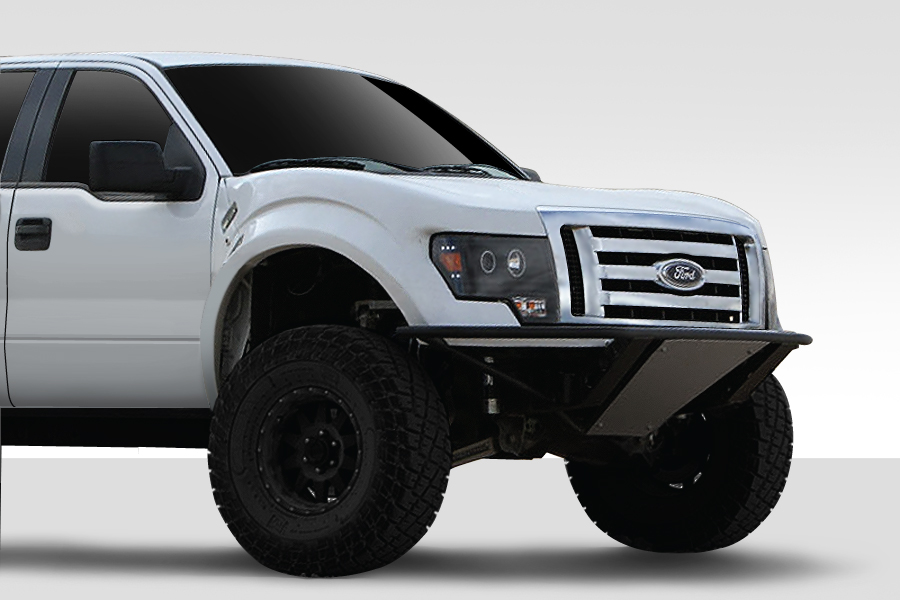 welcome to extreme dimensions inventory item 2004 2014 ford f 150 duraflex off road 2009. Black Bedroom Furniture Sets. Home Design Ideas