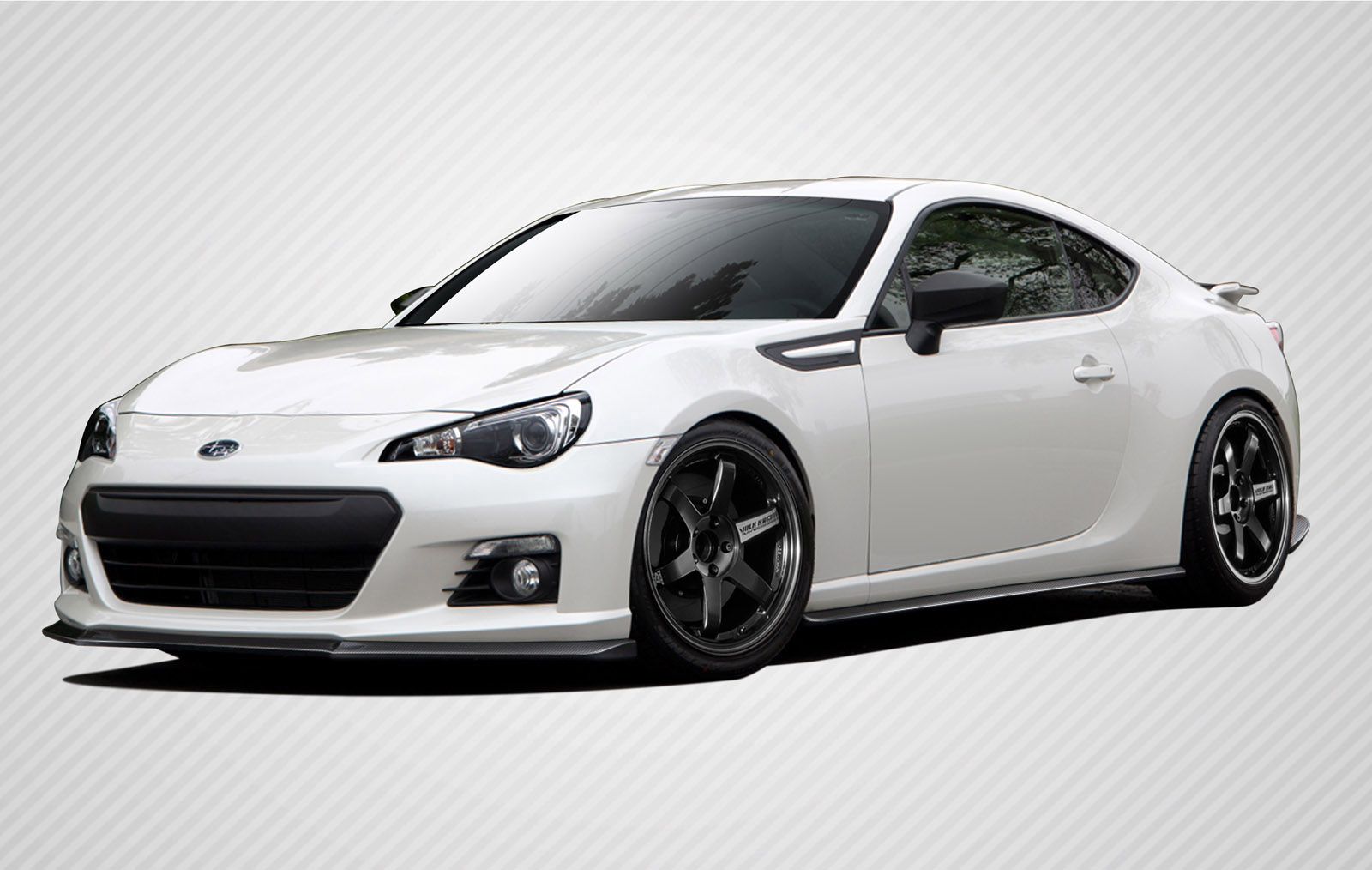 Body Kit Bodykit for 2016 Subaru BRZ ALL - Subaru BRZ Carbon Creations ST-C Body Kit - 4 Piece - Includes ST-C Front Lip Under Spoiler Air Dam