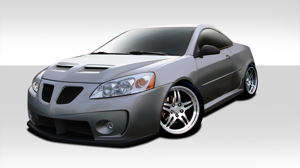 2005 2009 Pontiac G6 2dr Duraflex Gt Competition Body Kit 5 Piece Body Kit Ebay