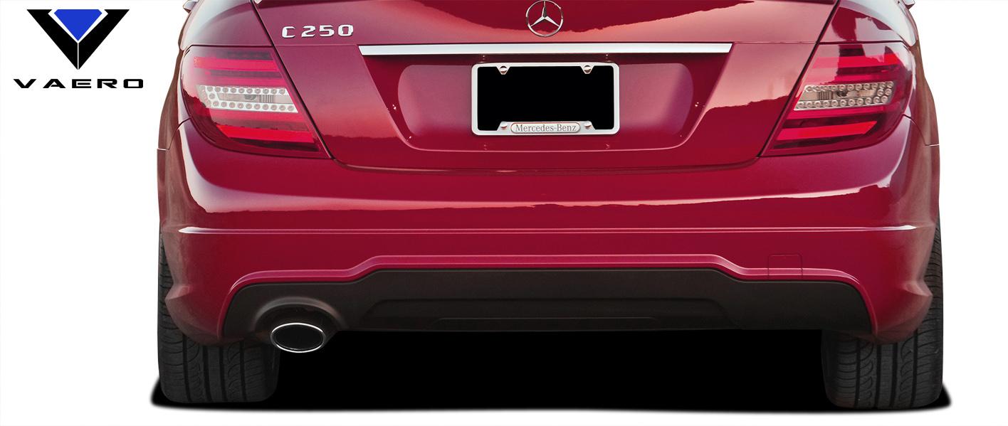 2008 2014 mercedes benz c class w204 c250 vaero c63 v2 for Mercedes benz c250 2008