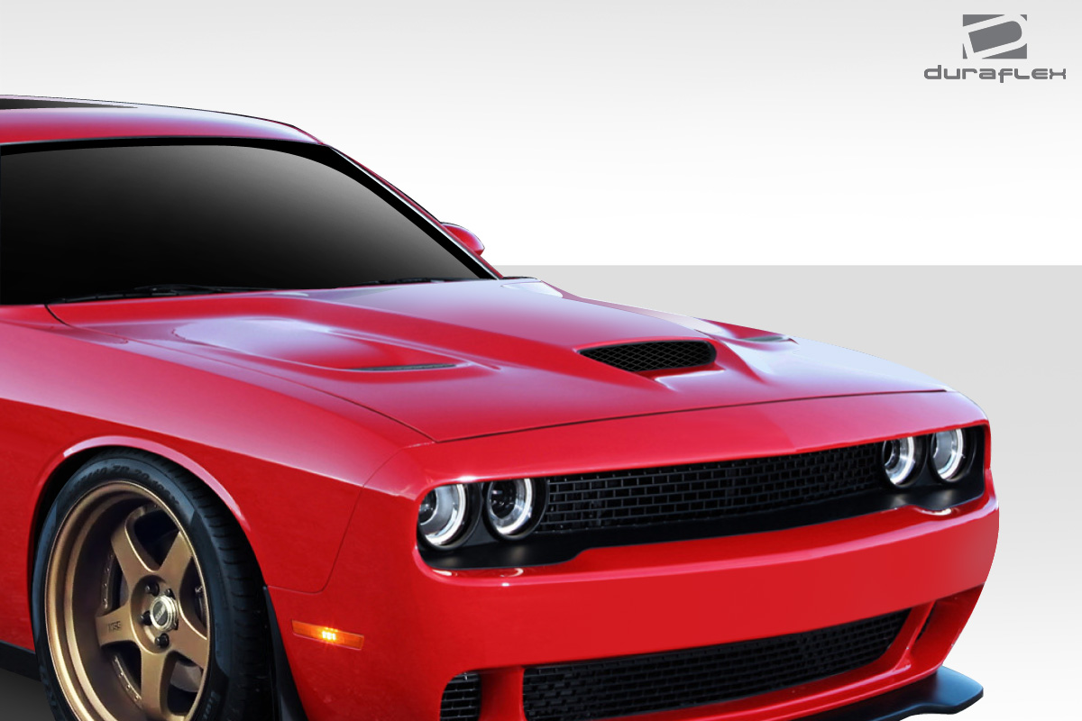 about 08 15 dodge challenger hellcat duraflex body kit hood 112342. Cars Review. Best American Auto & Cars Review