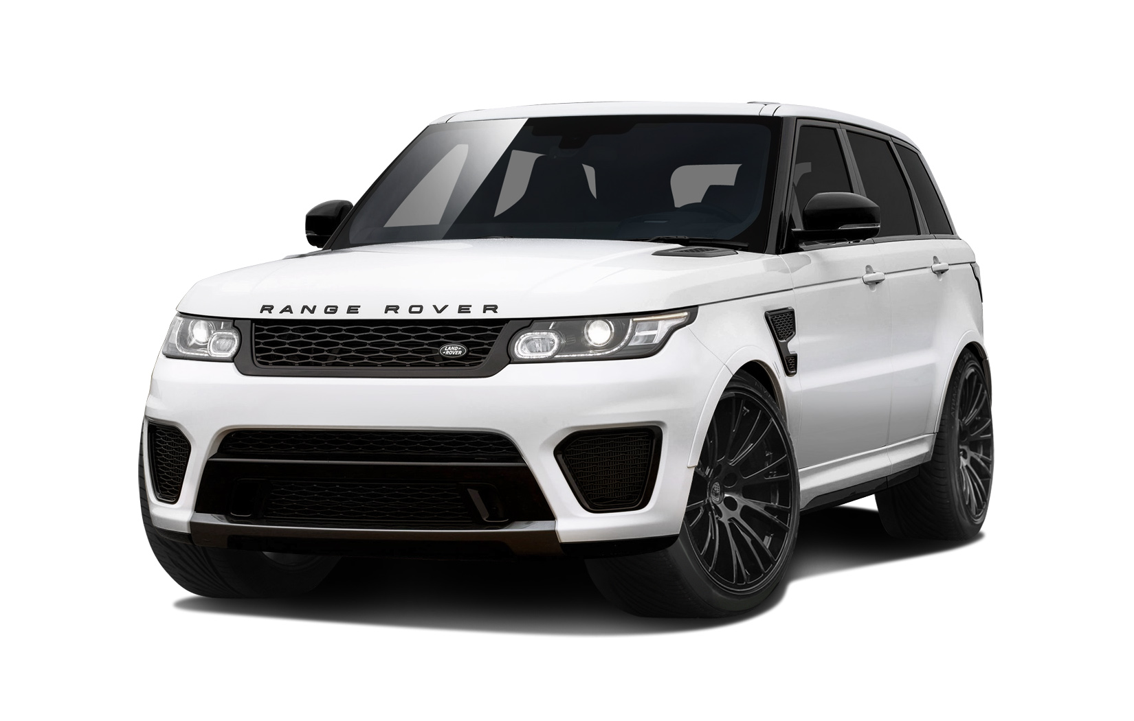2014 2015 land rover range rover sport vaero svr look body. Black Bedroom Furniture Sets. Home Design Ideas