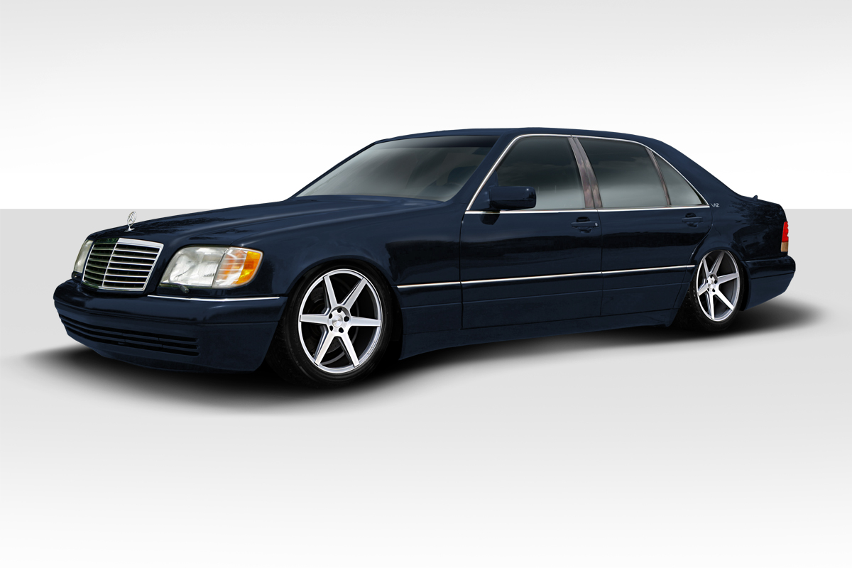 fiberglass body kit body kit for 1997 mercedes s class mercedes s class w140 duraflex amg. Black Bedroom Furniture Sets. Home Design Ideas