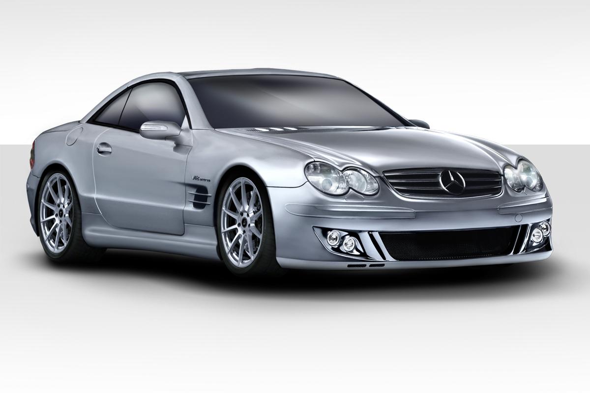 2003-2008 Mercedes SL Class R230 Duraflex BR-S V2 Body Kit - 4 Piece