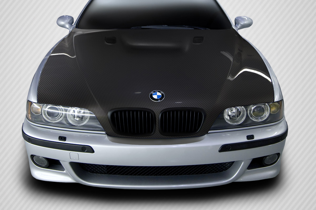 1997-2003 BMW 5 Series M5 E39 4DR Carbon Creations DriTech E92 M3 Look Hood