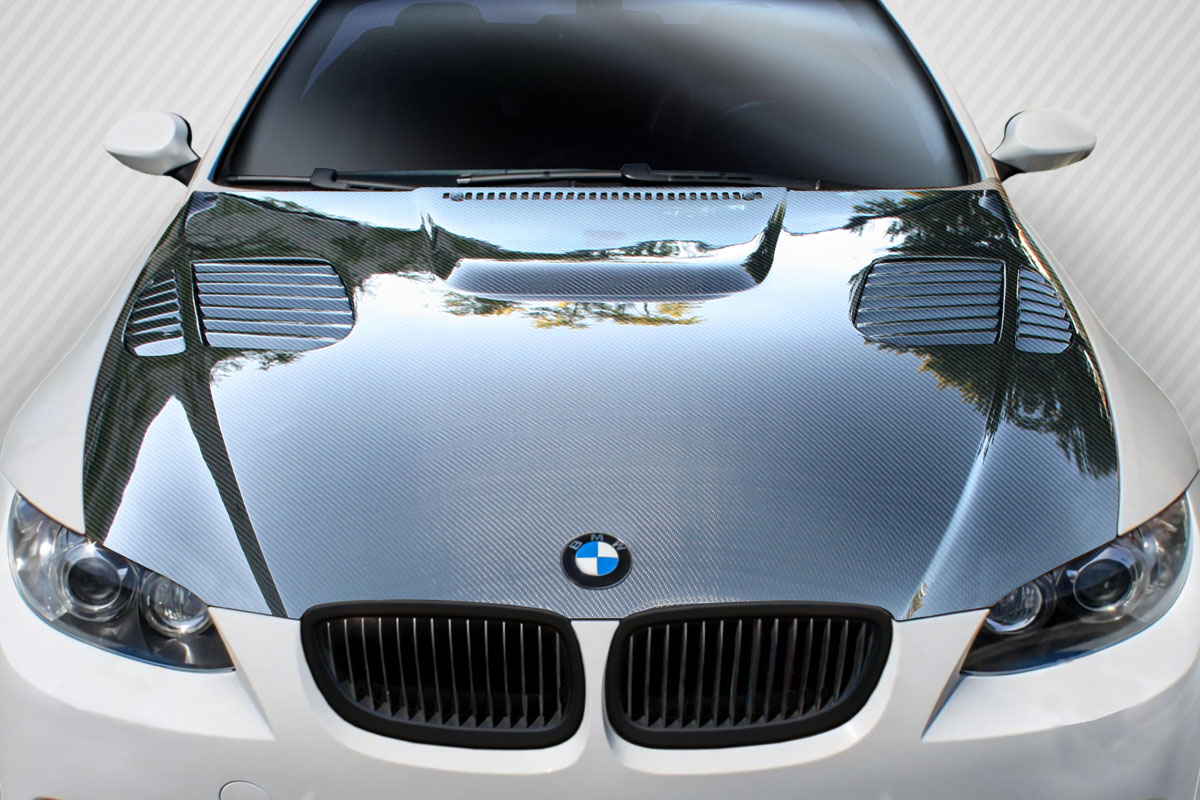 2007-2010 BMW 3 Series E92 E93 Convertible 2DR Carbon Creations DriTech GT-R Hood