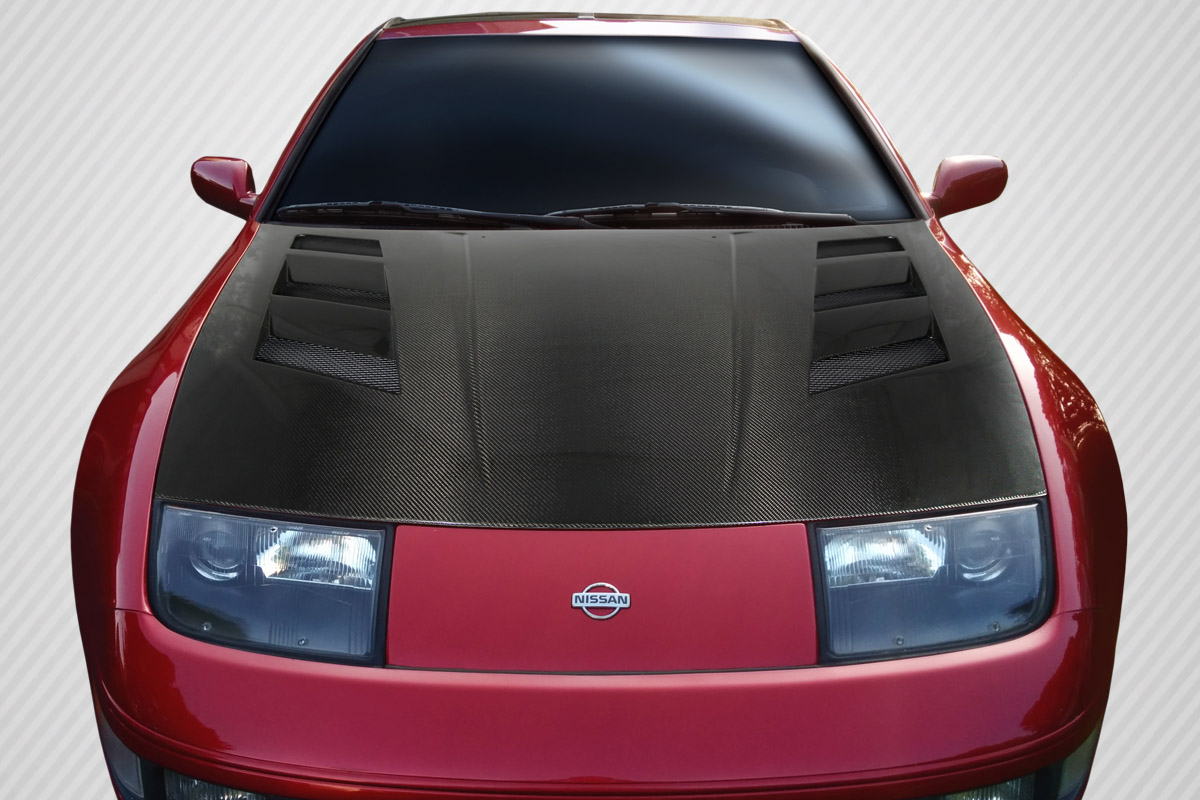1990-1996 Nissan 300ZX Carbon Creations DriTech AM-S Hood