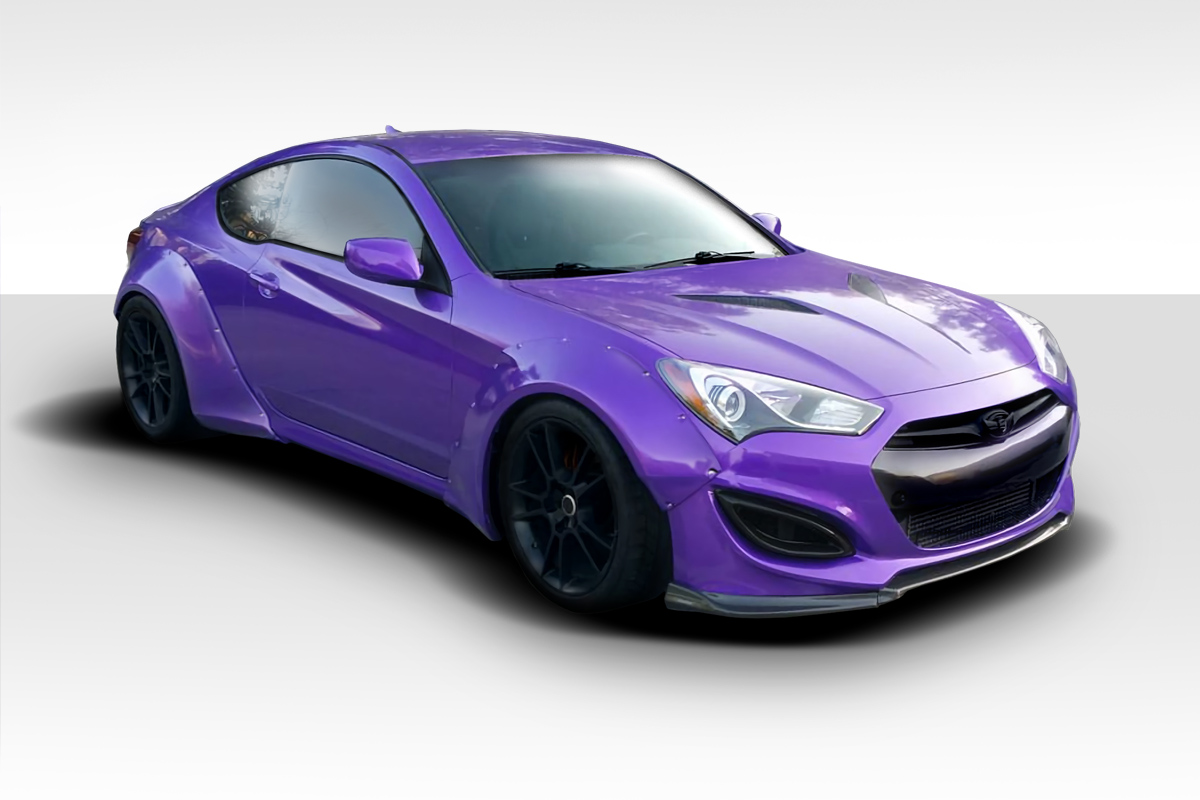 cars top coup hyundai blue genesis atlantis speed coupe