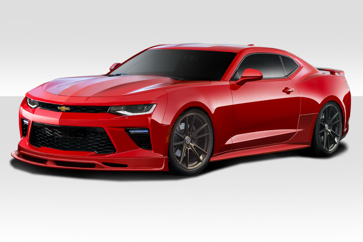 body kit body kit for 2017 chevrolet camaro 2dr. Black Bedroom Furniture Sets. Home Design Ideas
