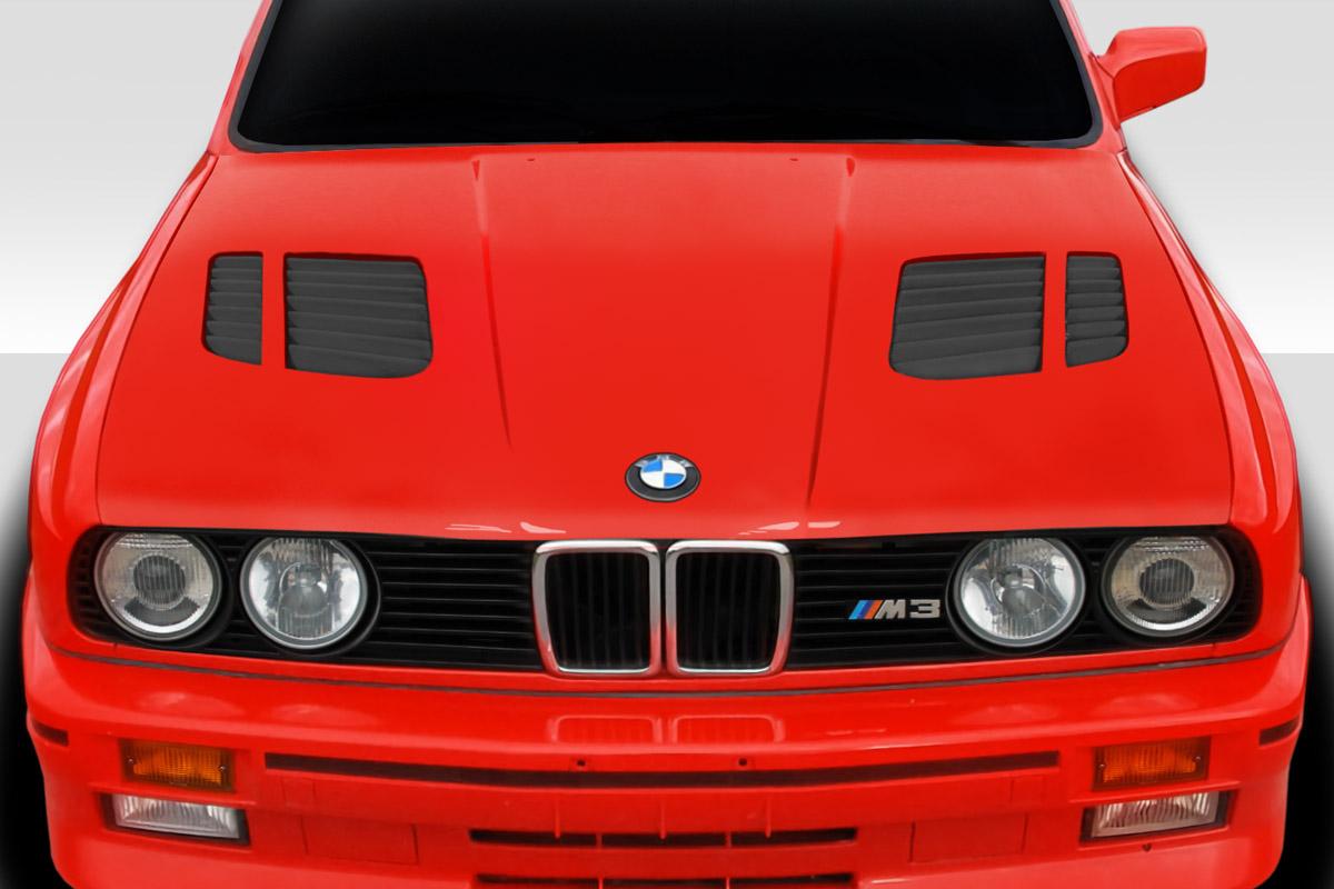 1984-1991 BMW 3 Series E30 Duraflex GTR Hood