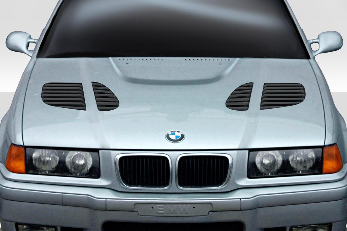 1992-1998 BMW 3 Series M3 E36 4DR Duraflex GTR Hood
