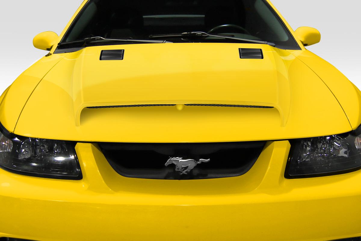 1999-2004 Ford Mustang Duraflex GT500 Hood