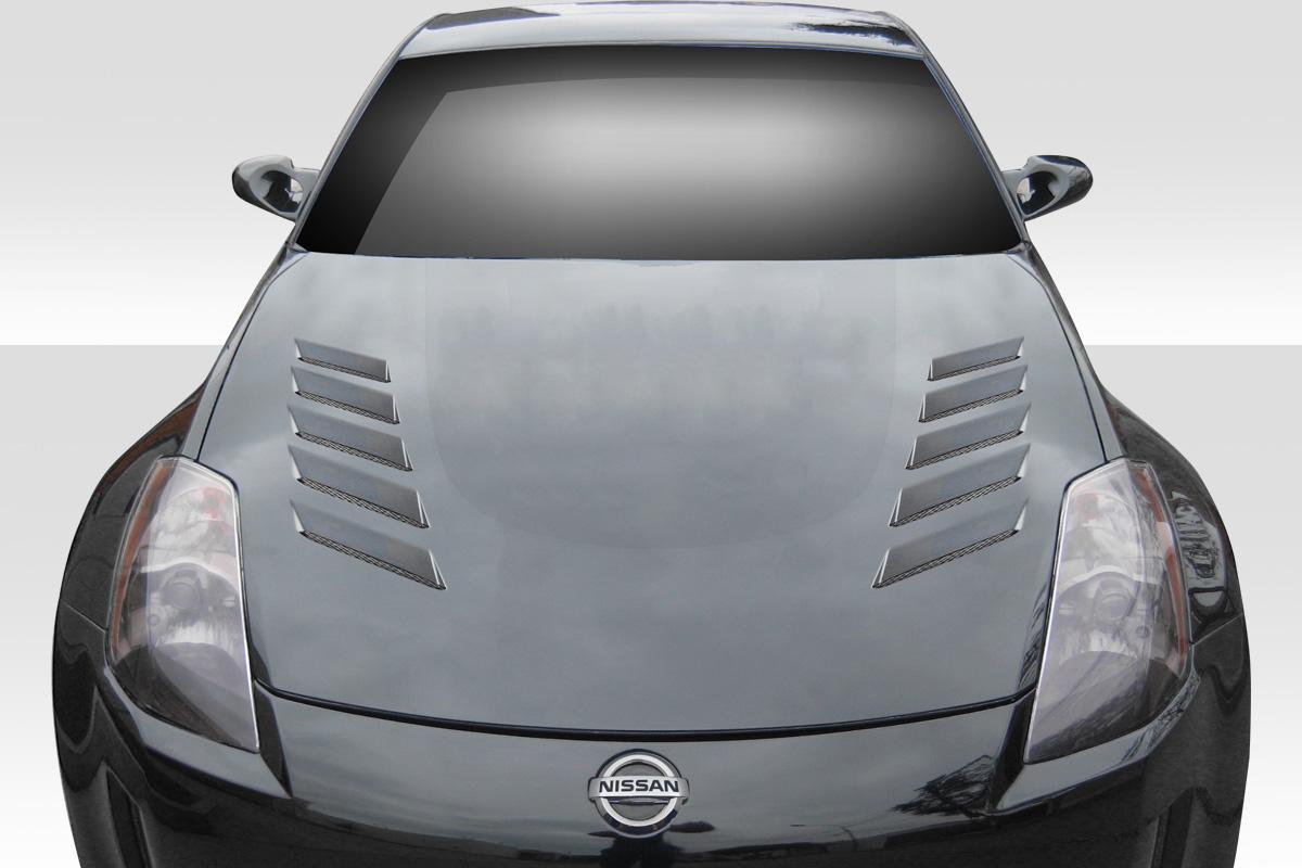 2003-2006 Nissan 350Z Duraflex TS-2 Hood