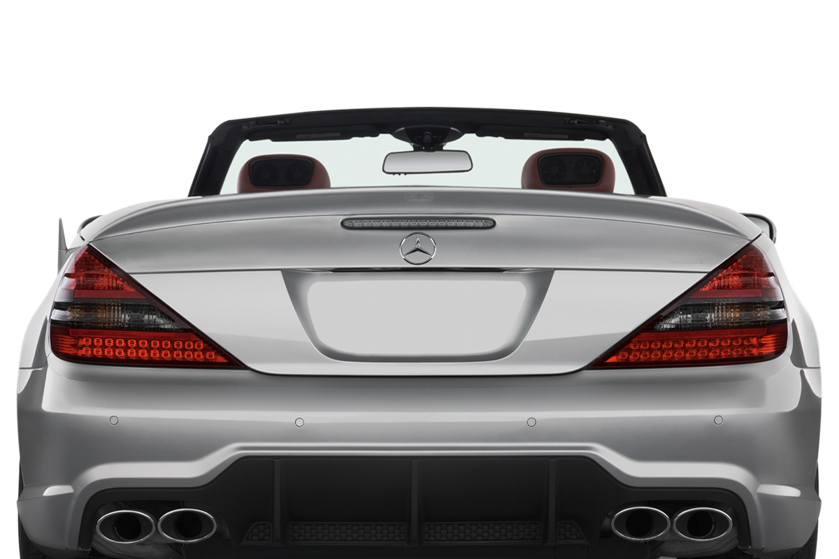 fiberglass wing body kit for 2008 mercedes sl mercedes mercedes sl class r230 af signature. Black Bedroom Furniture Sets. Home Design Ideas