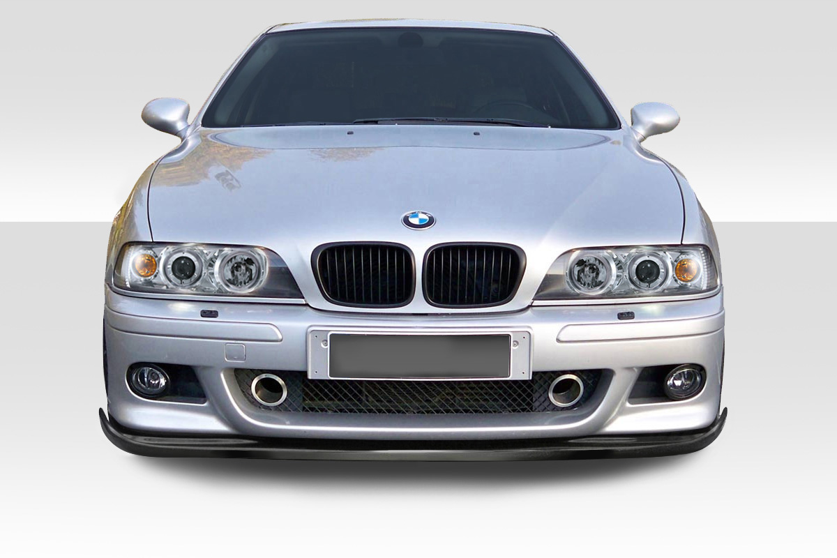 1997 2003 bmw m5 e39 duraflex hms front lip spoiler 1 piece xsv custom auto. Black Bedroom Furniture Sets. Home Design Ideas