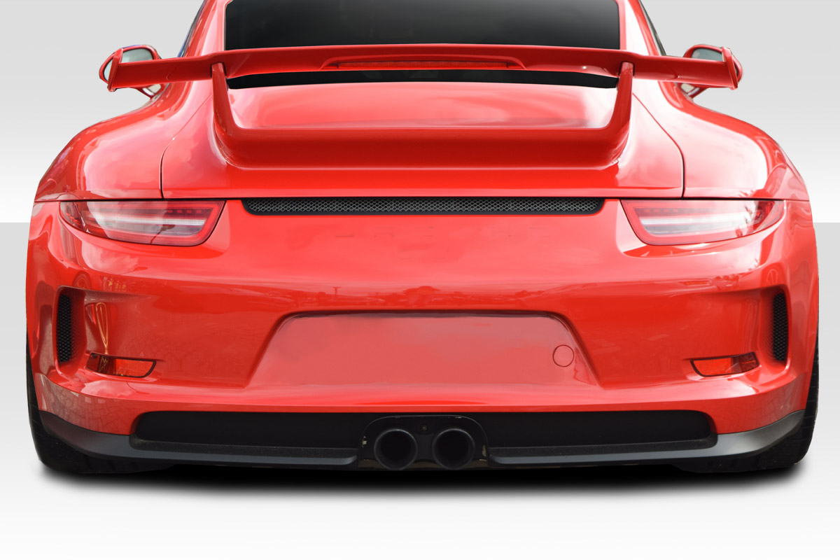 2012 2015 porsche 991 carrera eros gt3 look rear bumper. Black Bedroom Furniture Sets. Home Design Ideas