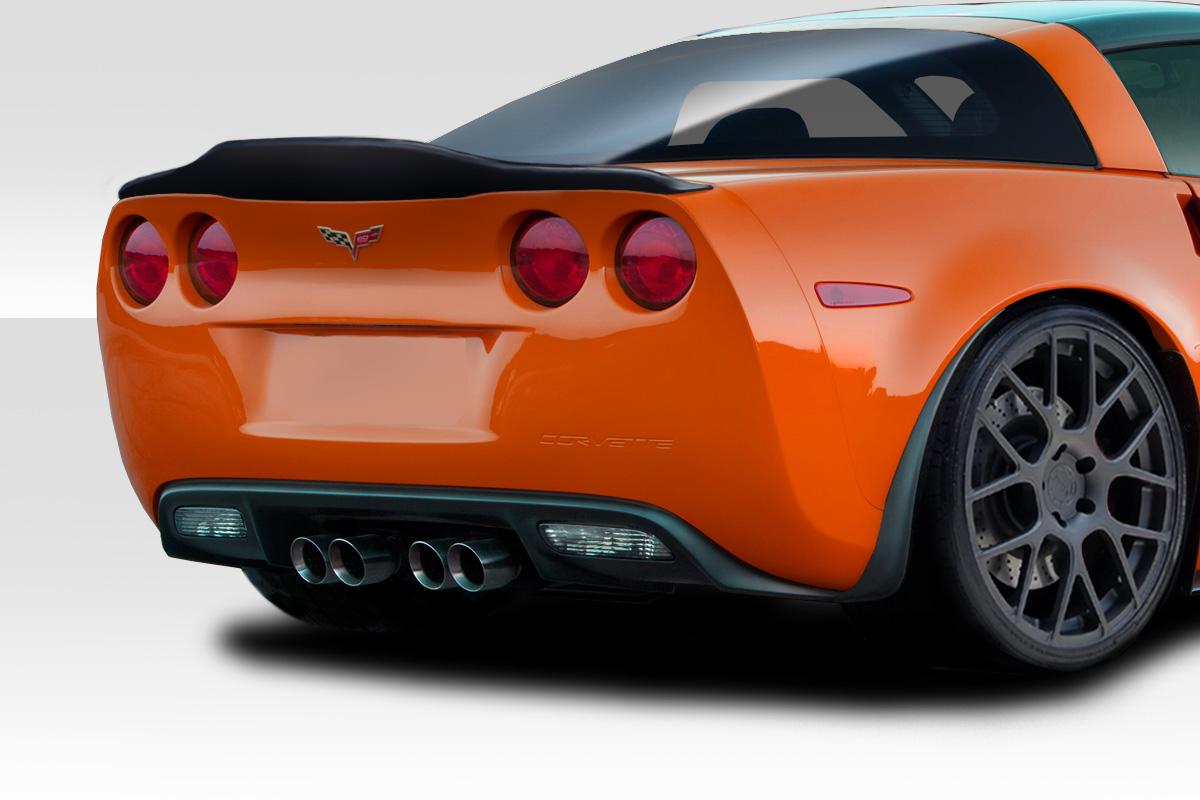 2005-2013 Chevy Corvette Duraflex GTC Wing Spoiler
