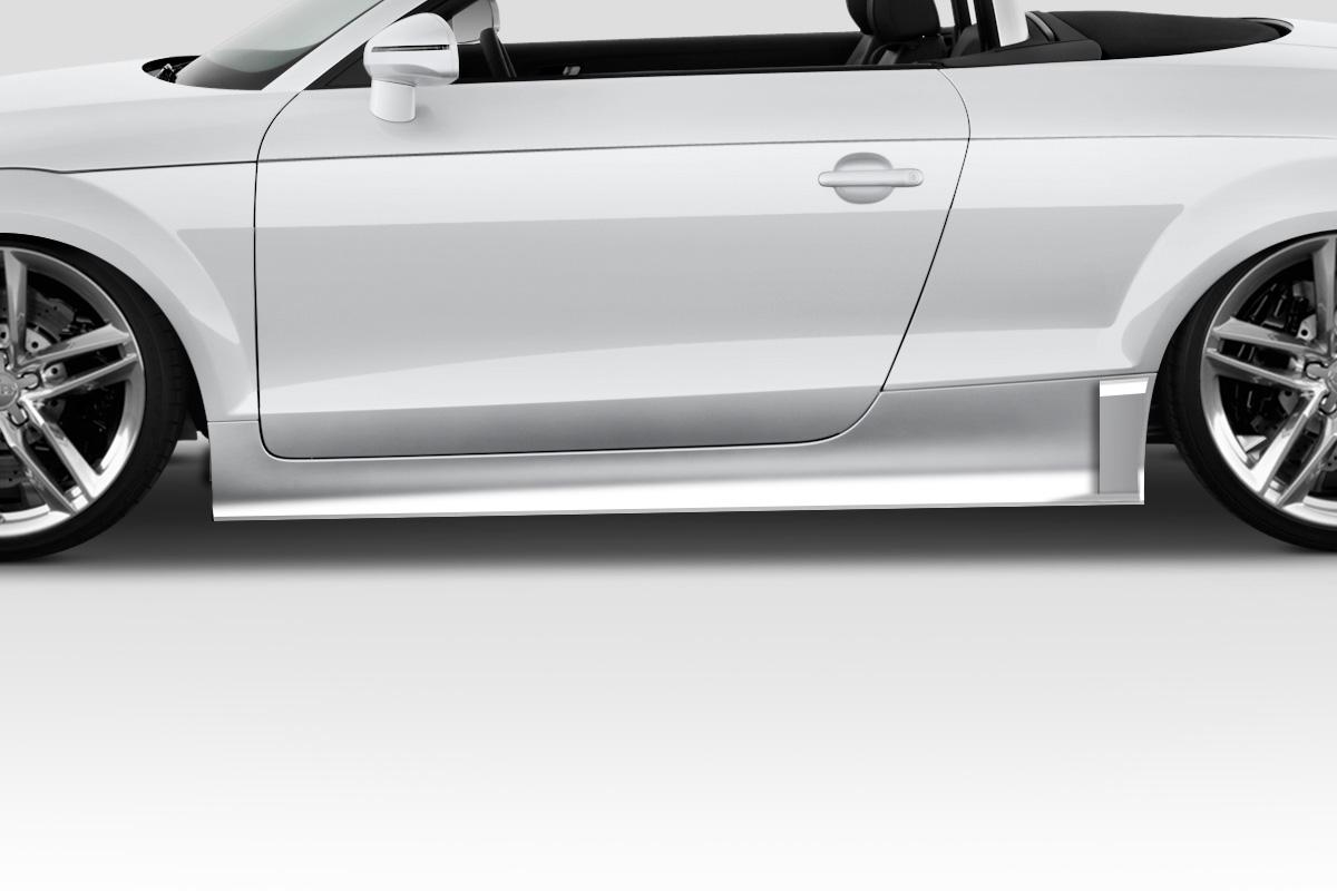 2006-2014 Audi TT 8J Duraflex Regulator Side Skirts - 2 Piece