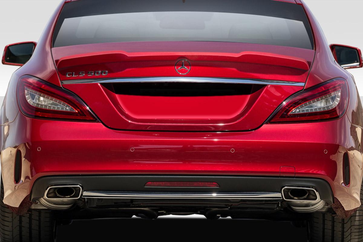 2011-2017 Mercedes Benz W218 CLS500 CLS63 AF-1 Wing Spoiler ( GFK )