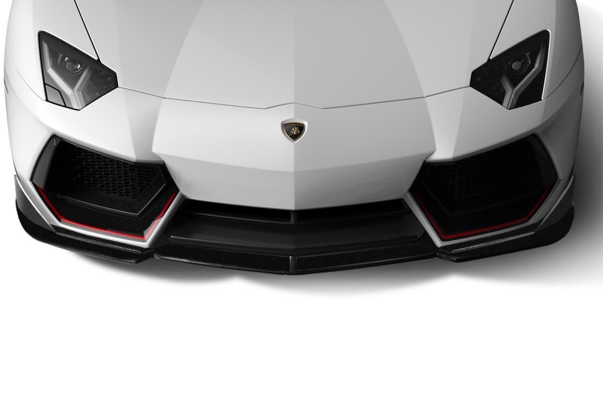 Af 1 Carbon Front Aero Splitters For 11 17 Lamborghini Aventador Lp