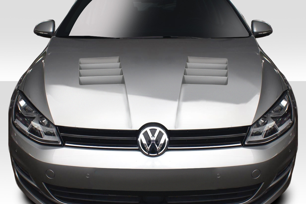 2011 volkswagen golf hood body kit 2010 2014 volkswagen. Black Bedroom Furniture Sets. Home Design Ideas