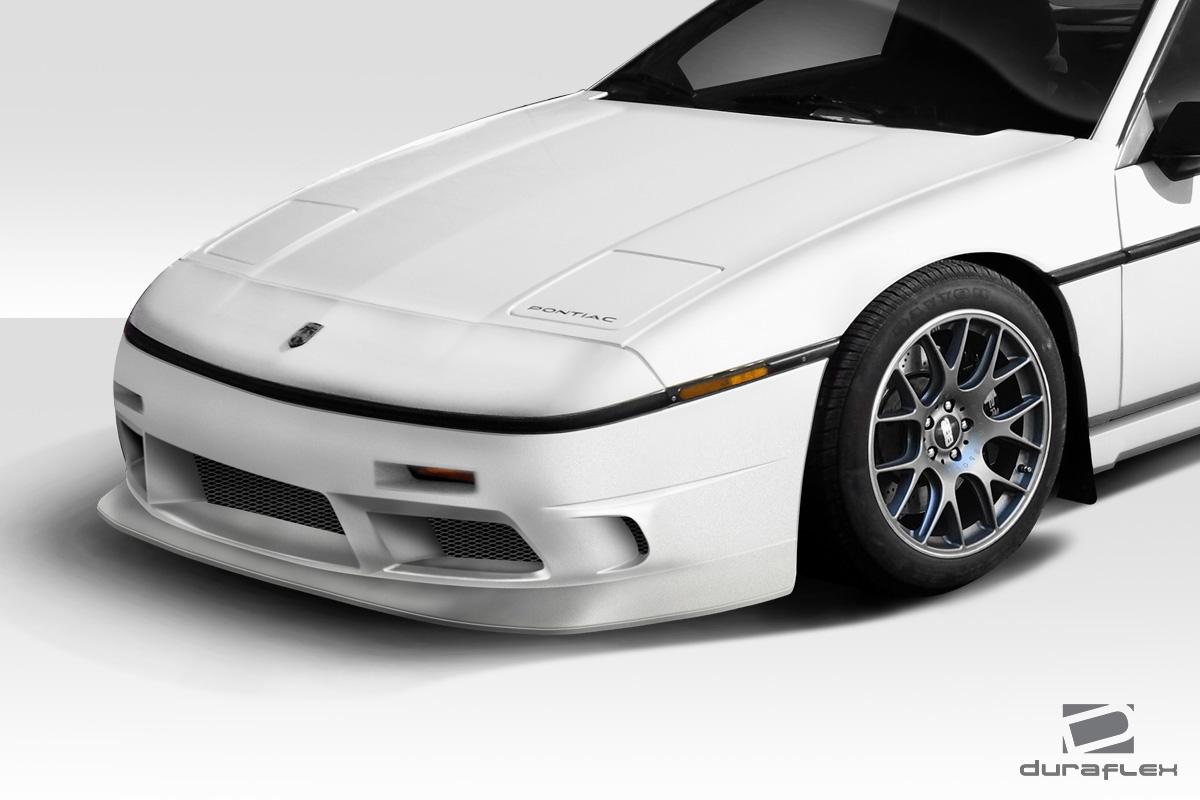Front Bumper Body Kit For 1986 Pontiac Fiero 0 1984 1988 Duraflex