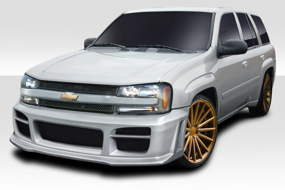 9c0760ab2c Details about 02-08 Chevrolet Trailblazer R34 Duraflex 2pcs Full Body  Kit!!! 114691