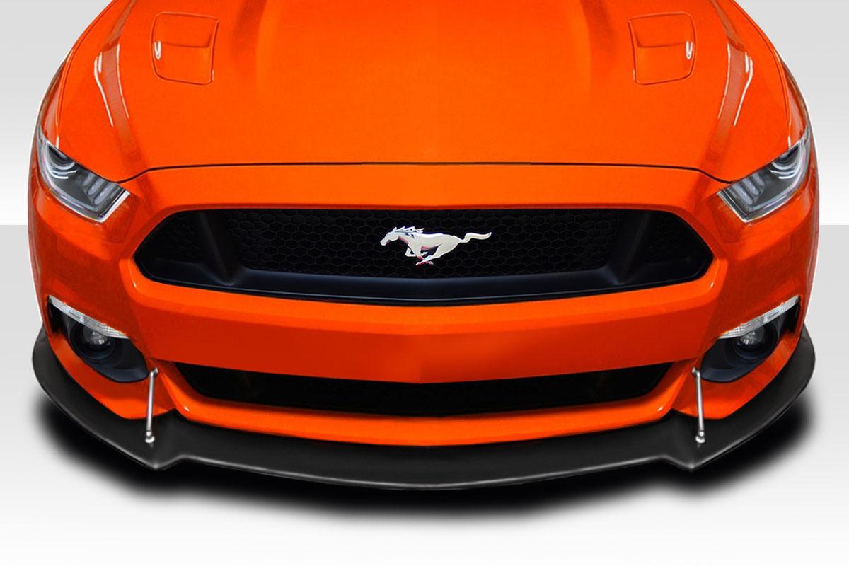 2015-2017 Ford Mustang Duraflex KT Front Lip - 1 Piece