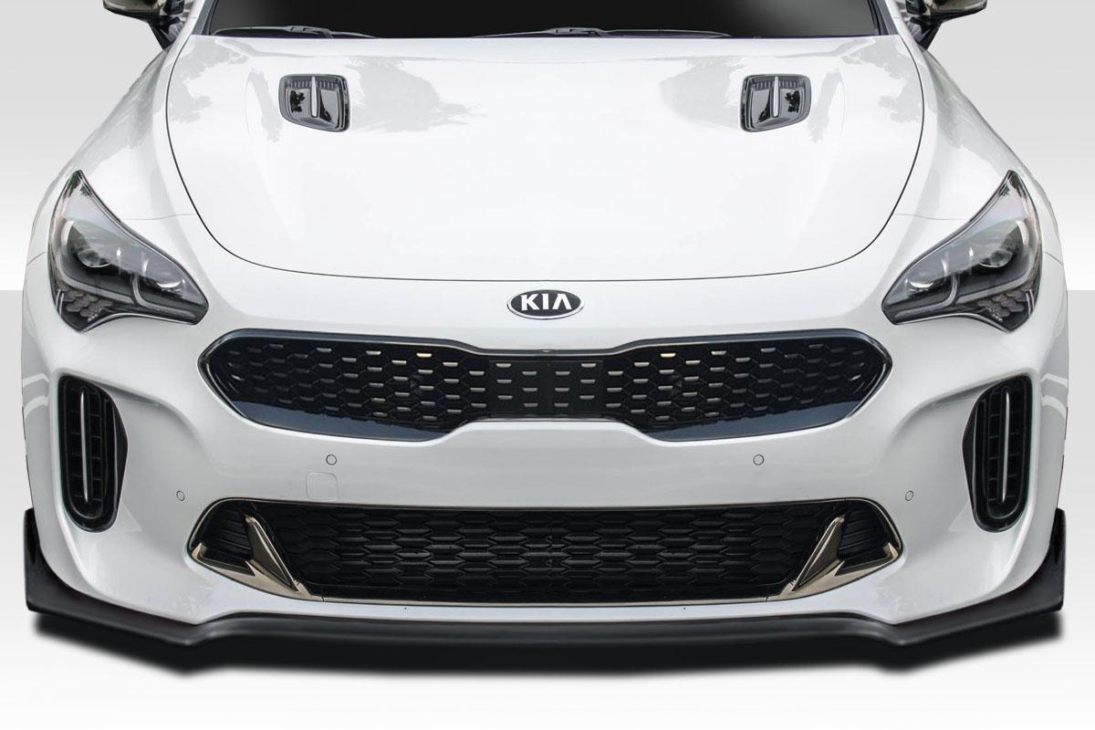 2017-2019 Kia Stinger Duraflex MSR Front Lip Under Spoiler - 1 Piece